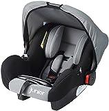 Kinderschalensitz Bambini Schalensitz Maxi Cosi in grau schwarz 901 HDPE nach ECE R44/04