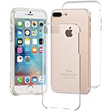 Case-Mate CM034752X - Funda para Apple iPhone 7+ / 6+ / 6S+, color transparente