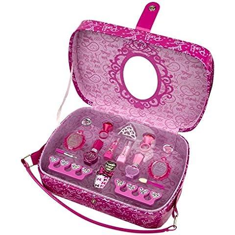 Barbie - Maletín de maquillaje (Markwins International 9528110)