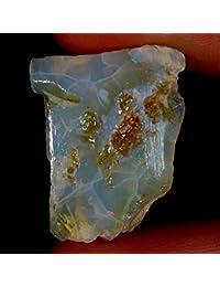 15,00cts 100% natural Australiano Multi Lightning Opal Rough spicemen Loose Gemstone