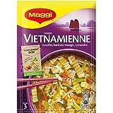 Maggi Soupe Vietnamienne (1 Sachet) 40g - Lot de 14