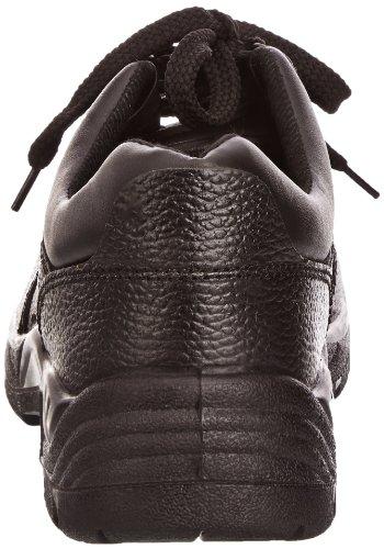 Dickies FA13310 BK 7 Clifton Chaussures haute sécurité  S1-P Taille 41 Noir Noir (Black)