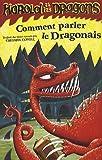 harold et les dragons tome 3 comment parler le dragonnais