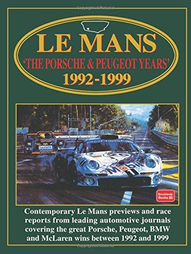 Le Mans: Porsche and Peugeot Years, 1992-99