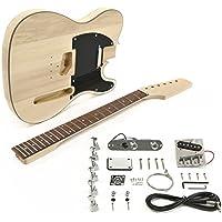 Knoxville-E-Gitarre Bausatz