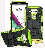 LG G5 Handy Tasche, FoneExpert® Hülle Abdeckung Cover schutzhülle Tough Strong Rugged Shock Proof Heavy Duty Case für LG G5 + Displayschutzfolie