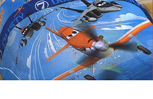Disney Planes morbido caldo bambini confortevole in microfibra doppia trapunta 162,6x 218,4cm