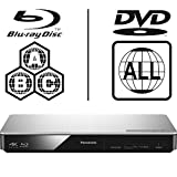 Panasonic DMP-BDT280EB Smart 3D 4K Upscaling ICOS Multi Region All Zone Code Free Blu-ray Player. Blu-ray zones A, B and C, DVD regions 1-8. YouTube, Netflix etc. HDMI output. HDD Playback