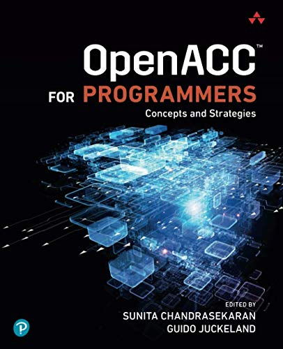 OpenACC for Programmers: Concepts and Strategies por Sunita Chandrasekaran