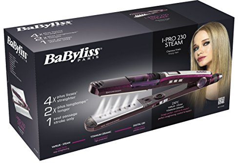 BaByliss iPro 230 Steam