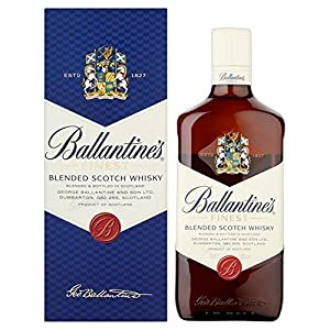 Ballantine's Finest Blended Whisky 70cl - (Pack of 2) by Ballantine's