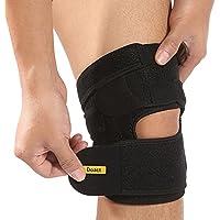 Doact Einstellbare Kniebandage, Klettverschluss und Open Patella Design, schont Meniskus, Patella und Bänder,... preisvergleich bei billige-tabletten.eu