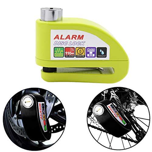 Fansport Bike Scheibenbremsschloss Sicherheit Wasserdichte Motorrad Alarm Disc Lock - Motorrad-disc Lock Alarm