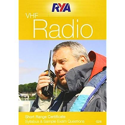 Rya Vhf Radio Short Range Syllabus by Rya (10-Oct-2012) Paperback