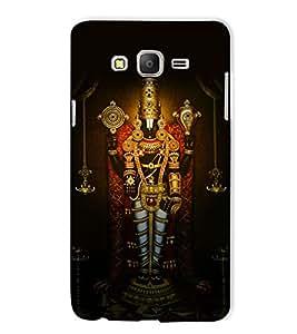 Fuson Designer Back Case Cover for Samsung Galaxy On7 Pro :: Samsung Galaxy On 7 Pro (2015) (Lord Venkatesh theme)