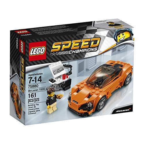 LEGO Speed Champions - Coche McLaren 720S