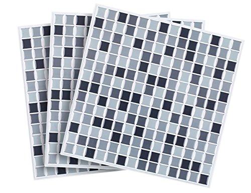 Infactory–Adhesivo para azulejos: etiqueta de adhesivo para azulejos de mosaico de 3d...
