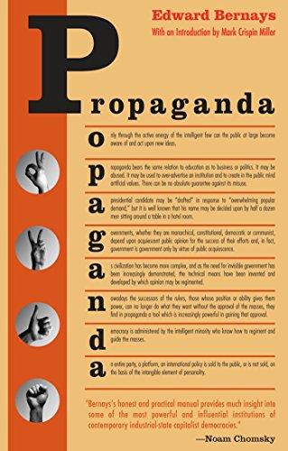 Propaganda (English Edition) por Edward Bernays