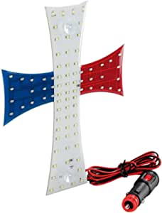 Lampa 96974 Led Kreuz 24 V Frankreich Auto