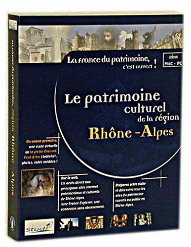 Le Patrimoine culturel de la région Rhône-Alpes