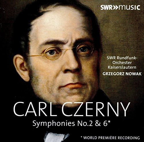 Sinfonien 2+6 - Sinfonie Czerny