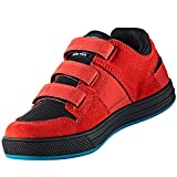 Five Ten Kids Freerider VCS – Zapatos de montaña, cycling-footwear, rojo, 32