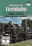 Romantik der Eisenbahn - Dampflok Legenden in Luzna&Hartmann Lokomotiven [2 DVDs]