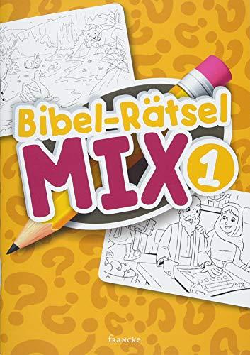 Bibel-Rätsel-Mix 1 (Palmsonntag Kinder Für)