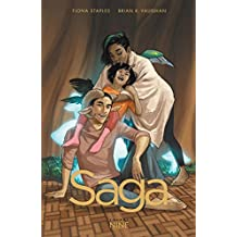 Saga Vol. 9 (English Edition)