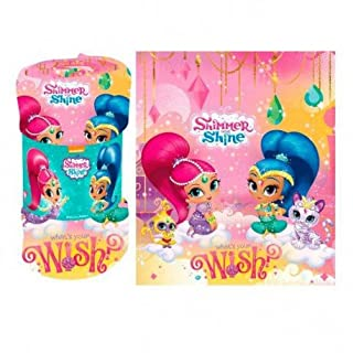 AstroFlight Fleece Blanket Shimmer and Shine 6 UDS