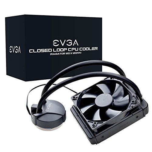 Evga 400-HY-CL11-V1 - Refrigeración Líquida para CPU, Color Negro