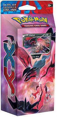 [Import Anglais]Pokemon XY1 Theme Deck