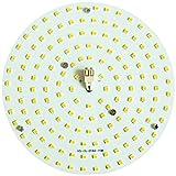 Interfan Panel LED Adaptable con Imán, 15 W, Blanco