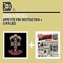 2 for 1: Appetite for Destruction/Gn'R Lies (Jc)