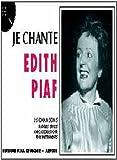 Partition : Je chante Piaf