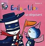 Emile et Lilou, Tome 8 : Emile et Lilou se déguisent