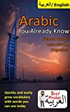 Arabic You Already Know: Shared Words, Loan Words and Cognates: Fast Arabic Vocabulary Now! The Fastest Resource Available to Easily Grow Your Arabic Vocabulary (English Edition)