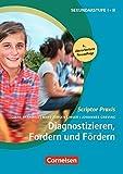 Scriptor Praxis: Diagnostizieren, Fordern und Fördern: Buch mit Kopiervorlagen über Webcode