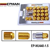 Originale epman Racing dadi M12 x 1,5 20pcs Lock