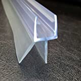 Shower Screen Seal (Glass Thickness 6-8mm   WING LENGTH : 16mm   Gap to Seal 16mm)   EcoSpaⓇ