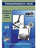Photo Paper Direct A4 Tintenstrahldrucker Overheadfolie (OHP Transparentfolie)-20 blatt