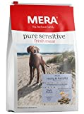 Mera Dog Hundefutter Pure Sensitive fresh meat Hering & Kartoffel, 12.5 kg