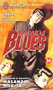 Racaille Blues Edition simple Tome 34