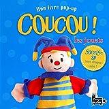 Mon livre pop-up - Coucou ! les jouets