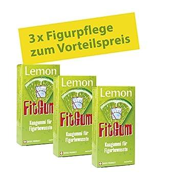 Baders Lemon FitGum