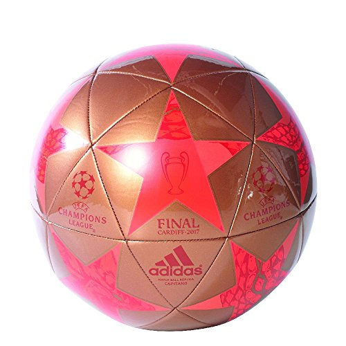 Adidas Official Champions League Finale Capitano Ball Cardiff 2017 Football Test