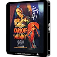The Mummy 2016 Limited edition slipcase SteelBook Blu-ray #Region free