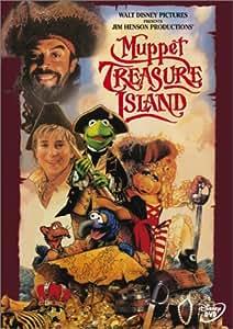 Muppet Treasure Island [DVD] [1996] [Region 1] [US Import] [NTSC]
