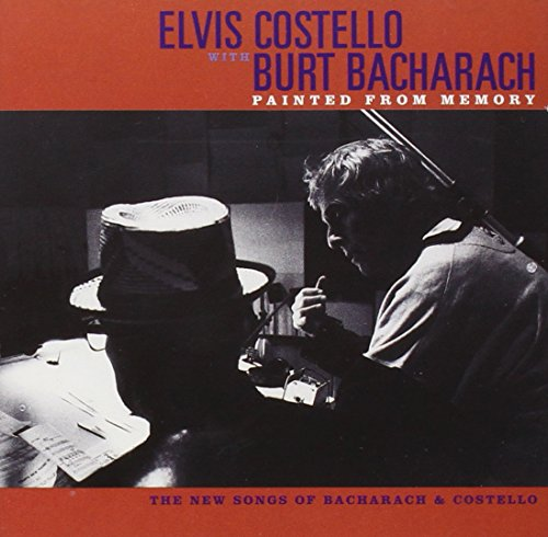 Elvis &Bacharach,Burt Costello: Painted From Memory (Audio CD)