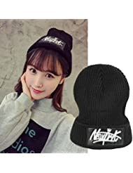 Sombrero de invierno calientes sombreros de punto hechos a mano sombrero sombrero Gorro de moda, 13